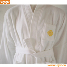 Hotel Terry Velour Bathrobe (DPF2511)