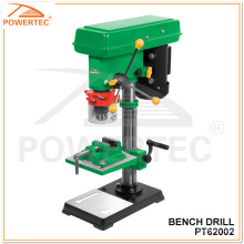 Powertec 500W 170 * 170mm Banco Elétrico Broca (PT62002)