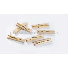 Набор из 24 высококачественных брич деревянных колышков