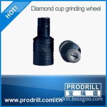 Wholesale button bit diamond abrasive stone cup grinding wheel
