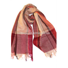 cashmere lightweight checked shawls,scarfs