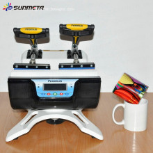 Máquina de impressão das canecas de café da sublimação de FREESUB a mais melhor