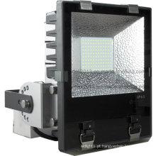 Projector novo exterior do diodo emissor de luz do alumínio 200W SMD da garantia do CREE 5years de 2016 anos CREE 5years