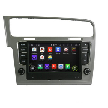 VW Golf 7 2013 GPS Car DVD Player