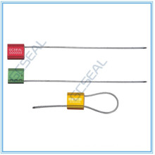 GC-C2501Aluminum body steel wire cable security seal