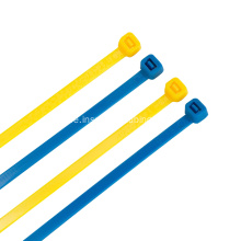 Colorful Nylon Tape Self locking Cable Ties