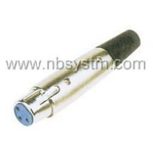 Conector de micrófono 3P / 4P / 5P
