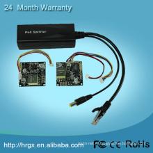 Горячая продажа 10/100м с 802.3 AF PoE инжектор