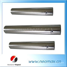 Strong magnetic hydraulic filter