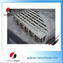 Hojas de bloques magnéticos