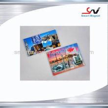 Refrigerador promocional Cartões de visita MAGNETICOS Imãs personalizados Impresso