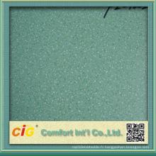 Tapis de sol en PVC coloré de haute qualité