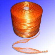 100 Meshes Orange Pe Material Fruit Netting With Custom Service Offer