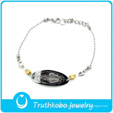 cheap engraved bracelets make your own logo bracelet stainless steel bracelet mens prices