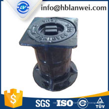 cast iron valve box