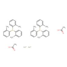 CAS 172418-32-5 TRANS-DI(MU-ACETATO)BIS[O-(DI-O-TOLYLPHOSPHINO)BENZYL]DIPALLADIUM (II)