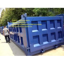 Caja de volquetes Sinotruk 18m3 de camión volquete