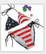 #12-001 Europe bikini , America sexy swimsuit . Japan Bikini Swimwear
