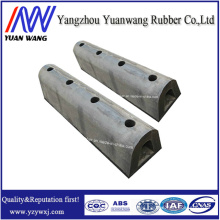 D Tipo Rubber Marine Fender