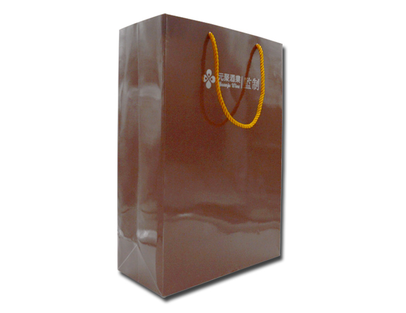 Creative Foldable Paper Gift Bag