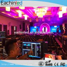 La conférence de séminaire d'intérieur populaire a mené l'affichage P3.91 DJ stade fond grand écran pour le concert