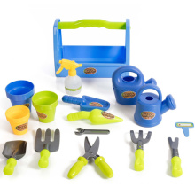 Ferramentas para crianças Conjunto de ferramentas de jardim Brinquedos com Tote (10191025)