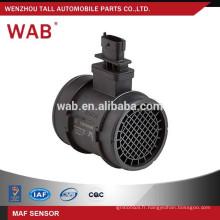 wab oem 0281002618 pour opel astra denso masse capteur débitmètre d'air MAFS