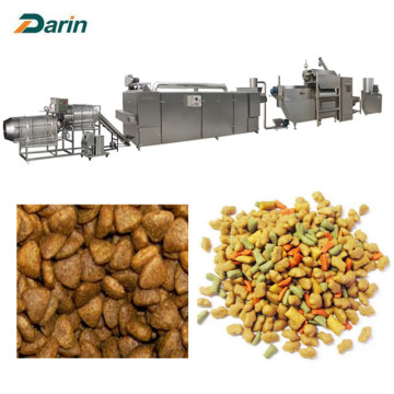 2018 Venta caliente Pet Food Extruding Machinery