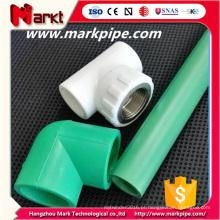 PPR Tubo e encaixe Material de construção DIN Standard