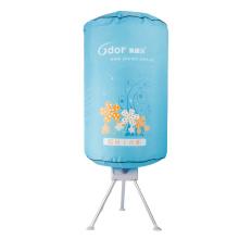 Secadora de ropa / secador de ropa portátil (HF-7A azul)