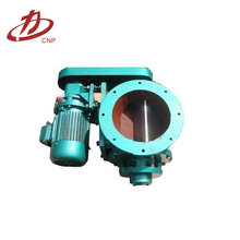 Pneumatic rotary valve / rotary feeder valve manufacturer