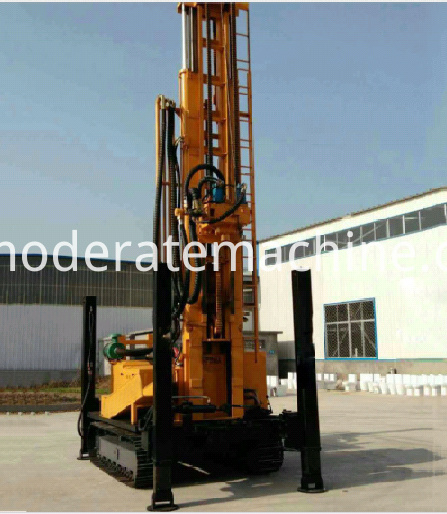 FY600 water well drilling rig 2