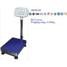 Balance électronique à grande échelle de la série Be-F Biobase avec 0-500kg