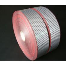 Hi Vis auf reflektierendem Material 3M reflektierendes Band für Kleidungsstück nähen