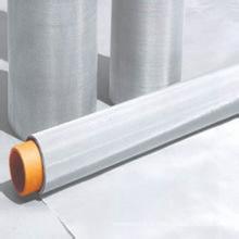 Plain Weave holandês SUS316 malha de arame de aço inoxidável
