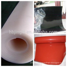 high temperature clear silicone rubber sheet