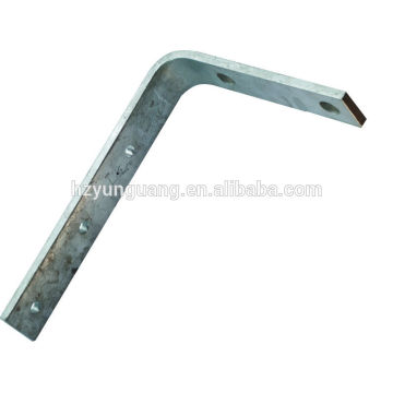 hot-dip galvanized steel support bracket manufacturer power line construction material electric distribution line tower fitting