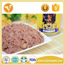 Влажный корм для домашних животных свежий и вкусный говядины