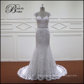 French Lace Mermaid Bridal Gowns