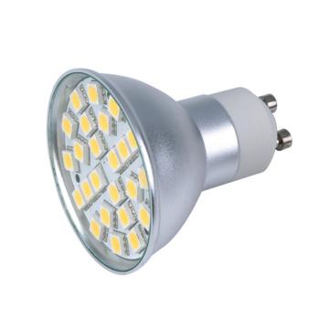 LED SY GU10+C SMD3528