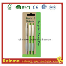 Corn Ball Pen for Eco School and Office Stationery
