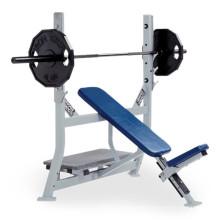 Workout Bank Flachbank Gewicht Lagerung