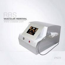 2018 más nueva de alta frecuencia RBS araña vena vascular máquina de eliminación con CE aprobado