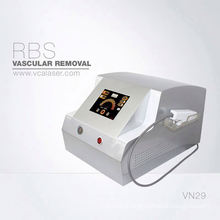 2018 Newest High frequency RBS spider vein vascular removal machine with CE approved