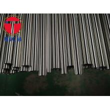 Tubo de tubería de acero inoxidable de diámetro pequeño sin costura 316L