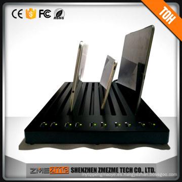Nueva estación de encargo del teléfono celular del logotipo del teléfono móvil Estación de carga universal del USB del teléfono para el iPhone 7/7 más / iPad A