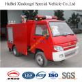 2ton Foton Fire Engine Truck Euro3
