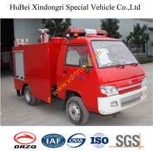 2ton Foton Fire Engine Truck Euro3