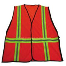 PVC Safety Vest with Fireproof Reflective Tape (EN471)