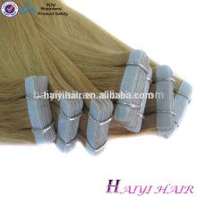 Neue Art Heißer Verkauf Top Qualität 100 Remy Hauteinschlag Pu Glue Virgin Band In Haarverlängerungen